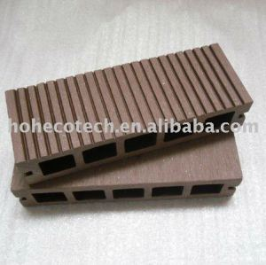 (high quality)Hollow wpc decking