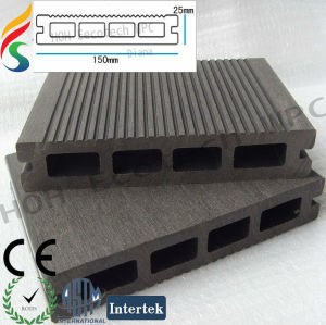 wood plastic composite WPC Terrasse