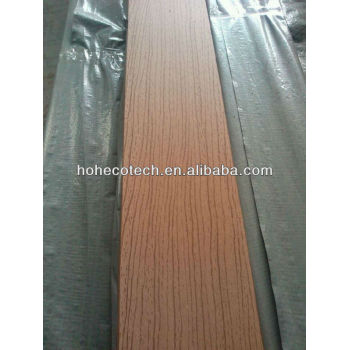 Environment friendly wpc decking floor with wood grain