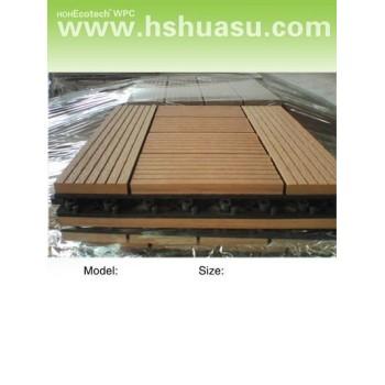 DIY titles WPC outdoor tile OUTDOOR tile flooring