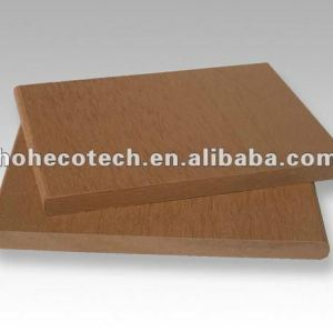 New material-eco-friendly 100% recyclable wpc outdoor decking