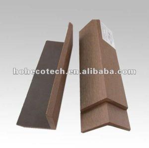 горячее надувательство! деревянный пластичный составной wpc торцевой крышки