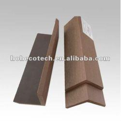 熱い販売法! 木製のプラスチック合成のwpcの端カバー