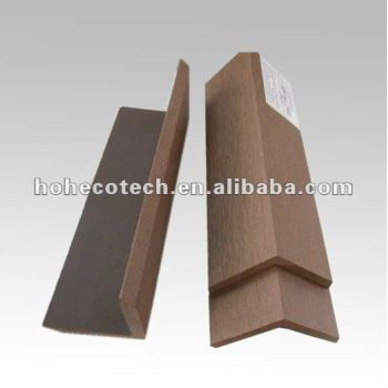 Hot sell! Wood plastic composite wpc end cover