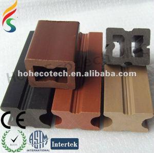 Legno composito di plastica wpc josit per fissare pavimentazione bordo/decking esterno fontana