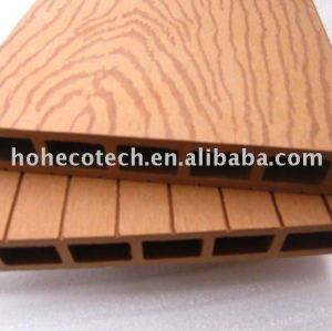 CE/ISO Approved Outdoor Decking -Embossing