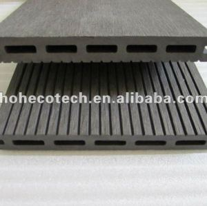 Wood Plastic Composite pontoon WPC decking /floating pontoon