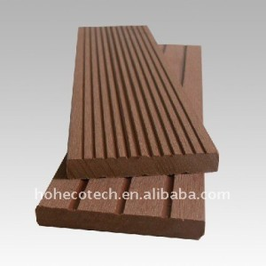 User friendly wpc decking