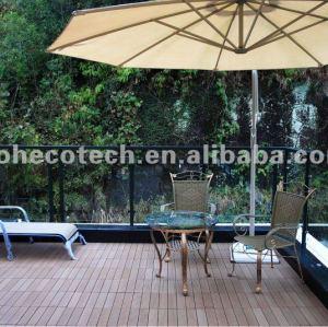 Lunga vita per usare il legno composito di plastica di legno del composto pavimentazione/di decking