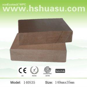 natürlichen look aus kunststoff holz composite terrassenbeläge