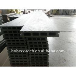 ほとんどの150*25mm WPCのdeckingの床板の/flooringの普及したwpcの合成の木製の材木