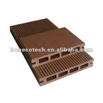 Factory directly! low price outdoor wood plastic composite wpc decking floor