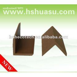 昇進! リサイクルされた防水装飾的なwpcの合成のデッキか端カバー(セリウムRoHS)