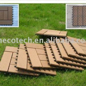 Hot sell wpc Tiles (CE,ROHS,INTERTEK approved)