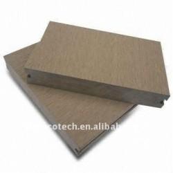 屋内木製のプラスチック合成のdeckingまたはフロアーリングのプラスチックフロアーリング