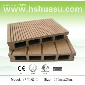 Best Selling Wood Plastic Composite Outdoor Decking