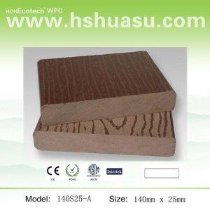 деревянный пластичный составной террасная доска