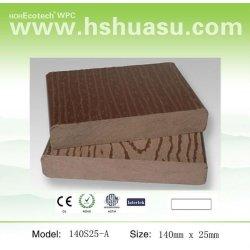 木製のプラスチック合成のdecking板