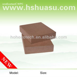 composit decking price outdoor waterproof wooden flooring Hohecotech hot sell products