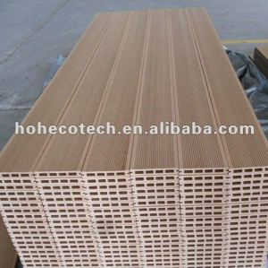 Green building products /decorative deck flooring /wood polymer composite flooring