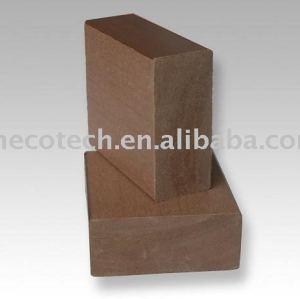 Decking/plancher de Bois-Plastique