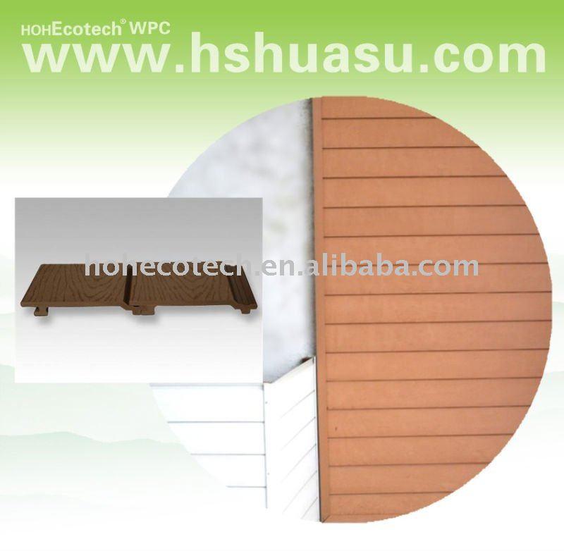 그림 wpc decking 지면 합성 지면 또는 나무 플라스틱 합성 벽 ...