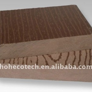 outdoor wood plastic composite decking de wpc