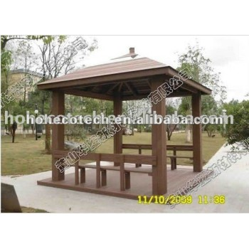 water proof recyclable long life WPC pavilion (competitive price)