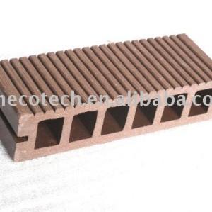 Popular al aire libre del wpc decking/suelo - ce