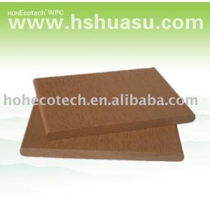 wood plastic composite fencing board