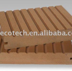WPC environnemental decking-HD140S25-B en stratifié