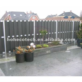 wpc anti-uv products wpc fencing