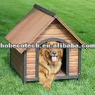 Beautiful recyclable long life WPC pet house (competitive price)
