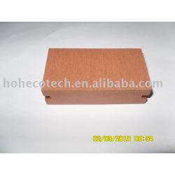 木製のプラスチック合成物の床を張るか、またはDecking