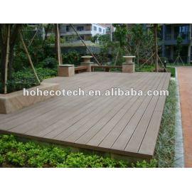 Natrual design WPC Outdoor Waterproof Engineered Decking
