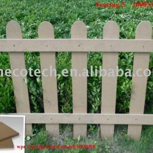 clôture de wpc (CE, ROHS, INTERTEK approuvés)