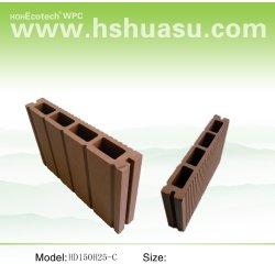木製のプラスチック合成のフロアーリング