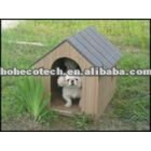 Beautiful recyclable long life WPC dog house (competitive price)