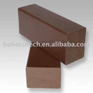 la COUTUME de 40*30mm décident des poutrelles de composés de Bois-Plastique de poutrelles de la longueur WPC