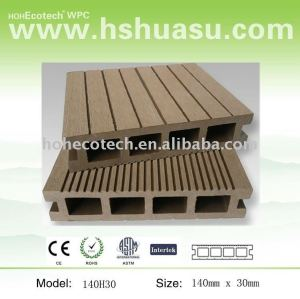 decks de madeira composto 140x30mm