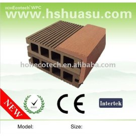 Interlocking Deck Tile / WPC tile/Wood Plastic Composite
