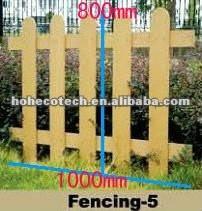 (Preiswerter) WPC Zaun mit bestem quanlity
