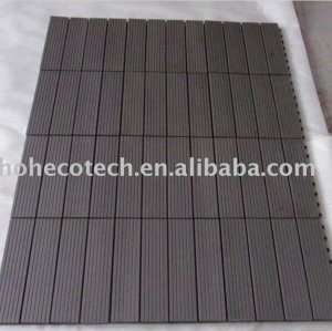 ISO9001, ISO14001 Approved WPC diy board (300*300mm)
