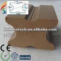 poutrelle résistant aux chocs ferme de decking de plancher/mur de 40S25 haute WPC
