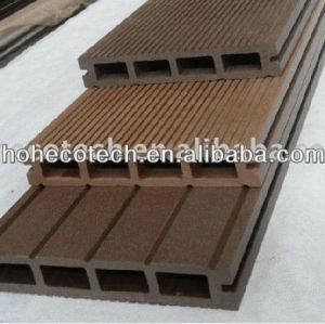 Recicláveis polímeros/wpc polímero/polímeros madeira pisos
