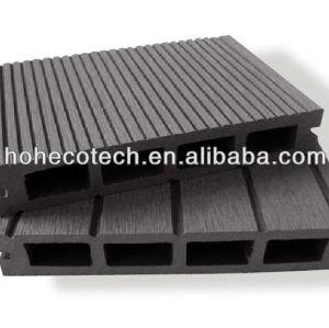 wood plastic composite floor board/deck