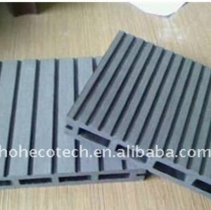 a prueba de agua de pisos de madera decking del wpc suelo wpc decking azulejos