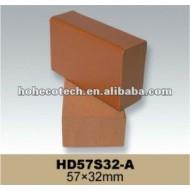 WPCの梁の木製のプラスチック合成のDecking、プラスチック製材、WPCのDecking
