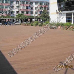 Wood Plastic Composite WPC Decking