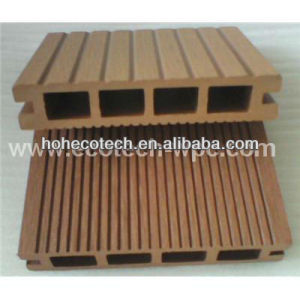 Sintético decking de wpc( pisos, painéis de madeira, painel de parede wpc)